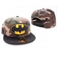 Batman - Casquette baseball Camouflage Logo