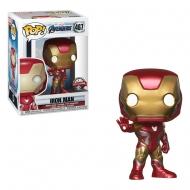 Avengers Endgame - Figurine POP! Bobble Head Iron Man 9 cm