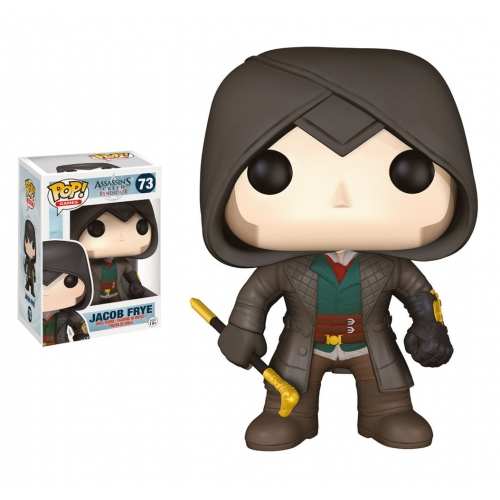 Assassin's Creed Syndicate - Figurine POP! Jacob Frye 9 cm