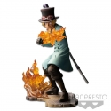 One Piece Stampede - Statuette Posing Series Sabo 15 cm
