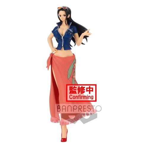One Piece - Statuette Glitter & Glamours Nico Robin Ver. A 25 cm