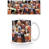 DC Comics - Mug Justice League Volume 1