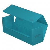 Ultimate Guard - Arkhive 400+ XenoSkin Monocolor Bleu Pétrole