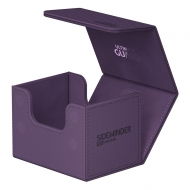 Ultimate Guard - Sidewinder 100+ XenoSkin Monocolor Violet