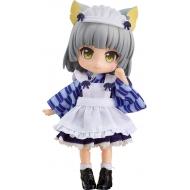 Original Character - Figurine Nendoroid Doll Catgirl Maid: Yuki 14 cm