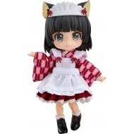 Original Character - Figurine Nendoroid Doll Catgirl Maid: Sakura 14 cm