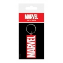 Marvel Comics - Porte-clés caoutchouc Logo Marvel 6 cm