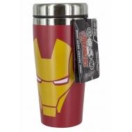 Marvel Comics - Mug de voyage Iron Man Face