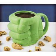Marvel Comics - Mug Shaped Hulk Fist 13 cm