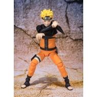 Naruto Shippuden - Figurine S.H. Figuarts Naruto Shippuden Uzumaki (Best Selection) (New Package Ver.) 14 cm