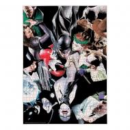 DC Comics - Puzzle Batman Enemies