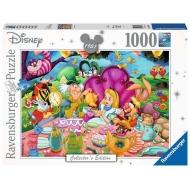 Disney - Puzzle Collector's Edition Alice au pays des merveilles (1000 pièces)