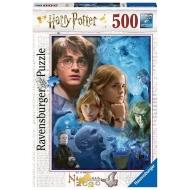 Harry Potter - Puzzle Harry Potter à Poudlard (500 pièces)