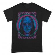 Harry Potter - T-Shirt Neon Death Eater Mask