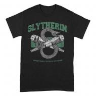 Harry Potter - T-Shirt Slytherin Baseball