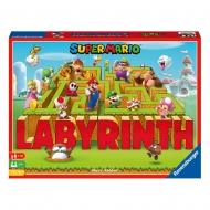 Super Mario - Jeu de plateau Labyrinth