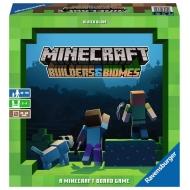 Minecraft - Jeu de plateau Builders & Biomes