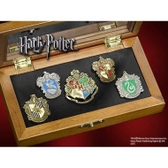 Harry Potter - Collection de pins Maisons de Poudlard