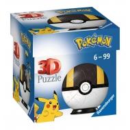 Pokémon - Puzzle 3D Pokéballs: Hyper Ball (54 pièces)
