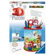 Super Mario - Puzzle 3D Pot à crayons (54 pièces)