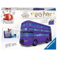 Harry Potter - Puzzle 3D Magicobus (216 pièces)