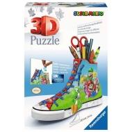 Super Mario - Puzzle 3D Sneaker (108 pièces)