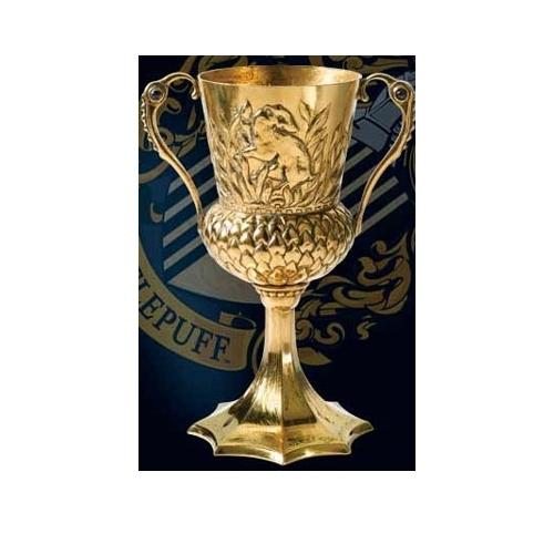 Harry Potter - Réplique La Coupe de Helga Hufflepuff (Poufsouffle)