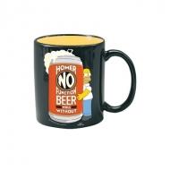 Simpsons - Mug céramique Homer No Function