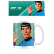 Star Trek - Mug Spock Green