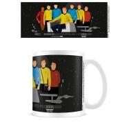 Star Trek - Mug Characters Illustration