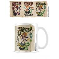 Crash Bandicoot 4 - Mug Parch-Mental