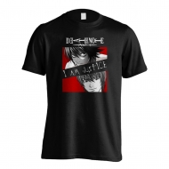 Death Note - T-Shirt I Am Justice