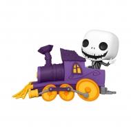 L'étrange Noël de Mr. Jack - Figurine POP! Jack in Train Engine 9 cm
