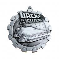 Retour vers le Futur - Médaillon Logo Retour vers le Futur Limited Edition
