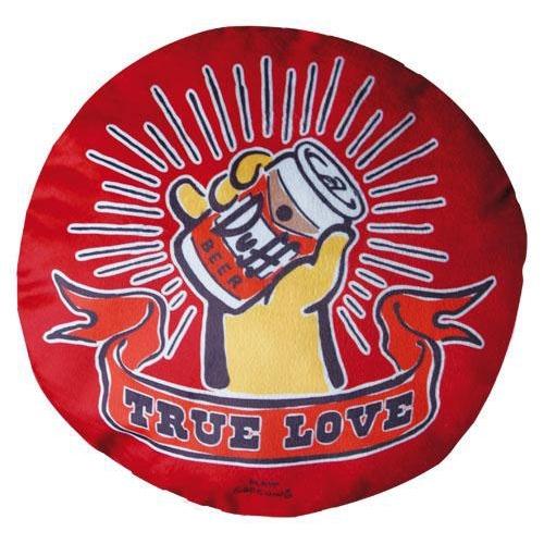 The Simpsons - Oreiller Duff Beer True Love