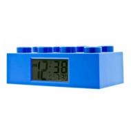 Lego - Réveil brique bleue