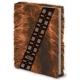 Star Wars - Carnet de notes Premium A5 Chewbacca Fur
