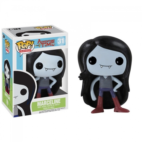 Adventure Time - Figurine Pop Marceline 10cm