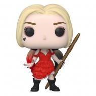 The Suicide Squad - Figurine POP! Harley Quinn (Damaged Dress) 9 cm