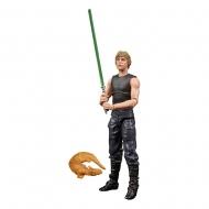 Star Wars - Figurine HTTE Black Series Lucasfilm 50th Anniv. 2021 Luke Skywalker & Ysalamiri 15 cm