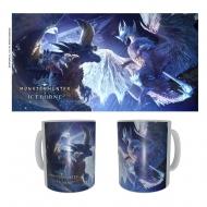 Monster Hunter - Mug céramique Nergikante & Velkhana