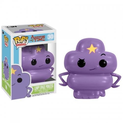 Adventure Time - Figurine Pop Lumpy Space Princess 10cm