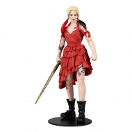 DC Multiverse - Figurine Build A Harley Quinn 18 cm
