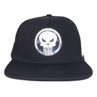 Marvel Comics - Casquette hip hop Logo Punisher