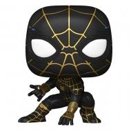 Spider-Man: No Way Home - Figurine POP! Spider-Man (Black & Gold Suit) 9 cm