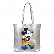 Disney - Sac shopping simili cuir Pride Mickey