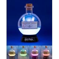 Harry Potter - Lampe d'ambiance changeant de couleur Polynectar 14 cm