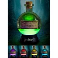 Harry Potter - Lampe d'ambiance changeant de couleur Polynectar 20 cm