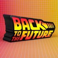 Retour vers le futur - Lampe LED Logo Retour vers le futur 25 cm