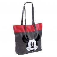 Disney - Sac shopping simili cuir Mickey